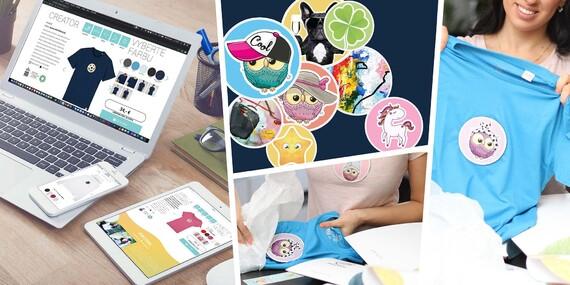 Pískacie tričká, mikiny a tašky od PIP.COOL z organickej bavlny / Slovensko