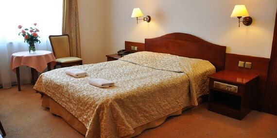 Pobyt so stravou a wellness v 4* hoteli Sympozjum s ľahkým prístupom do centra Krakova/Krakov - Poľsko