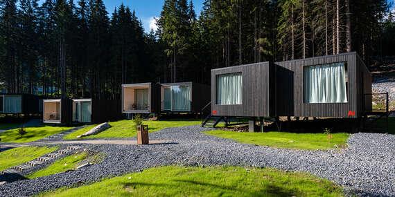 Björnson Tree Houses – nezabudnuteľná dovolenka s polpenziou uprostred lesa pod Chopkom/Demänovská Dolina - Jasná