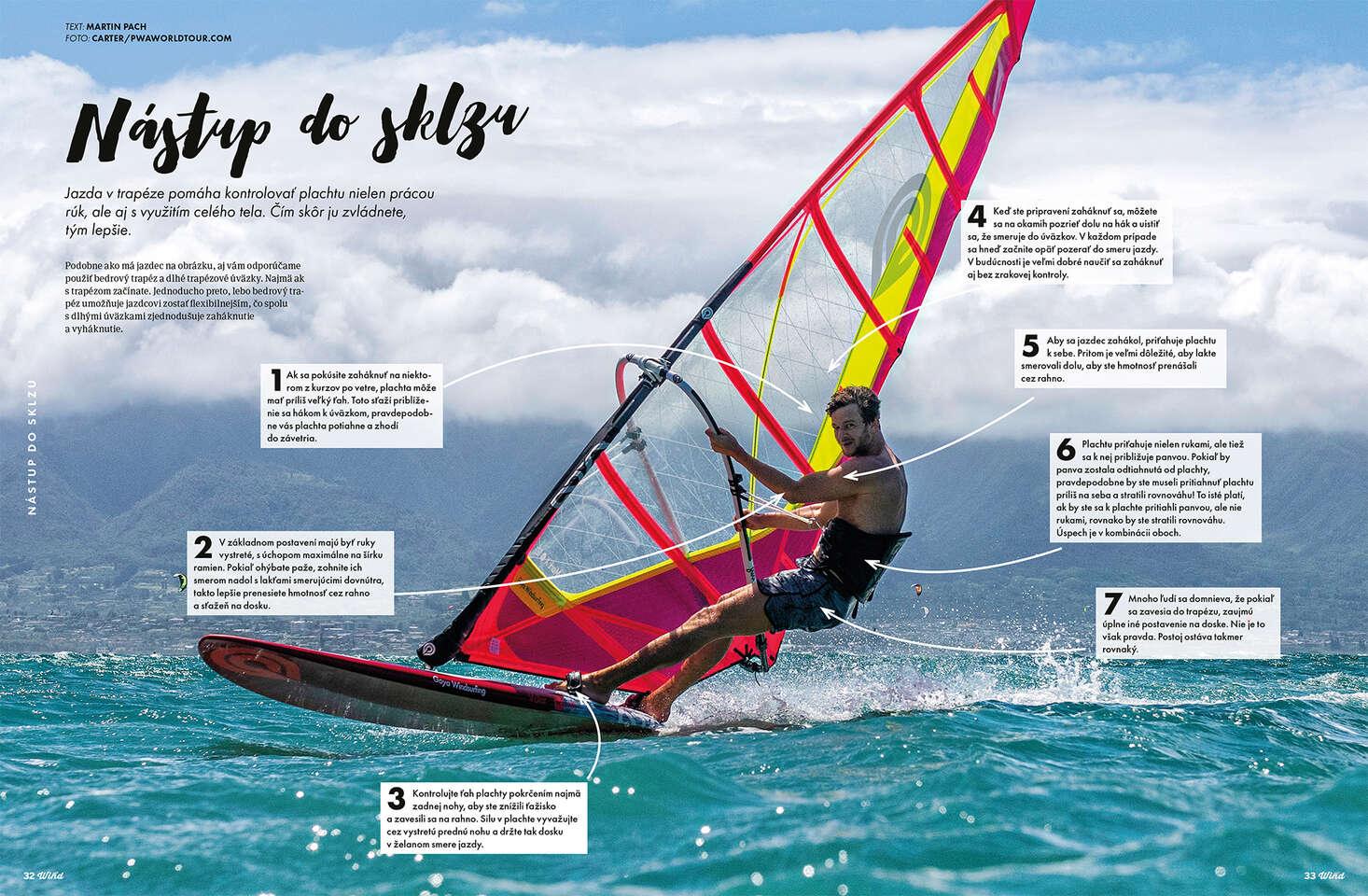 Exkluzívne 2-ročné predplatné časopisu Windsurfer/Kitesurfer + k...