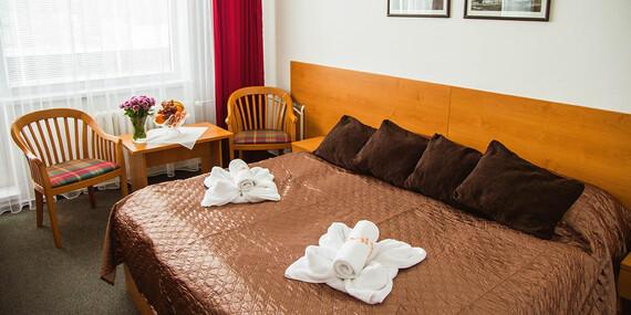All inclusive pobyt v Hotelu Adamantino*** u Luhačovické přehrady s neomezeným wellness a mnoha možnostmi zábavy/Luhačovice - Pozlovice