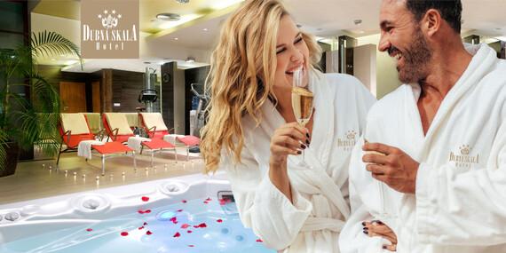 Romantický víkend v Boutique Hoteli Dubná Skala**** / Žilina