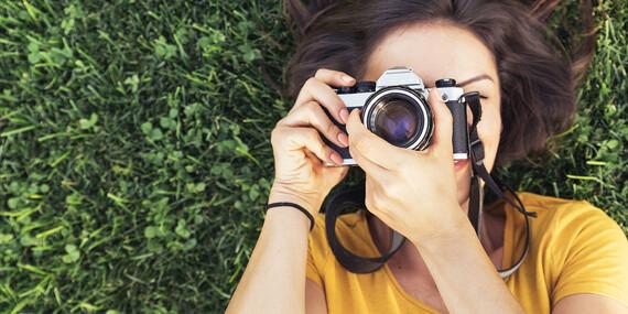 12-hodinový kurz fotografovania poteší každého priaznivca pekných fotografií / Bratislava - Vrakuňa
