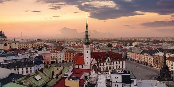 Dovolená v hanácké metropoli s pohodlím hotelu Milotel *** s Olomouc region Card na 48 hod ZDARMA při ubytování v létě / Olomouc