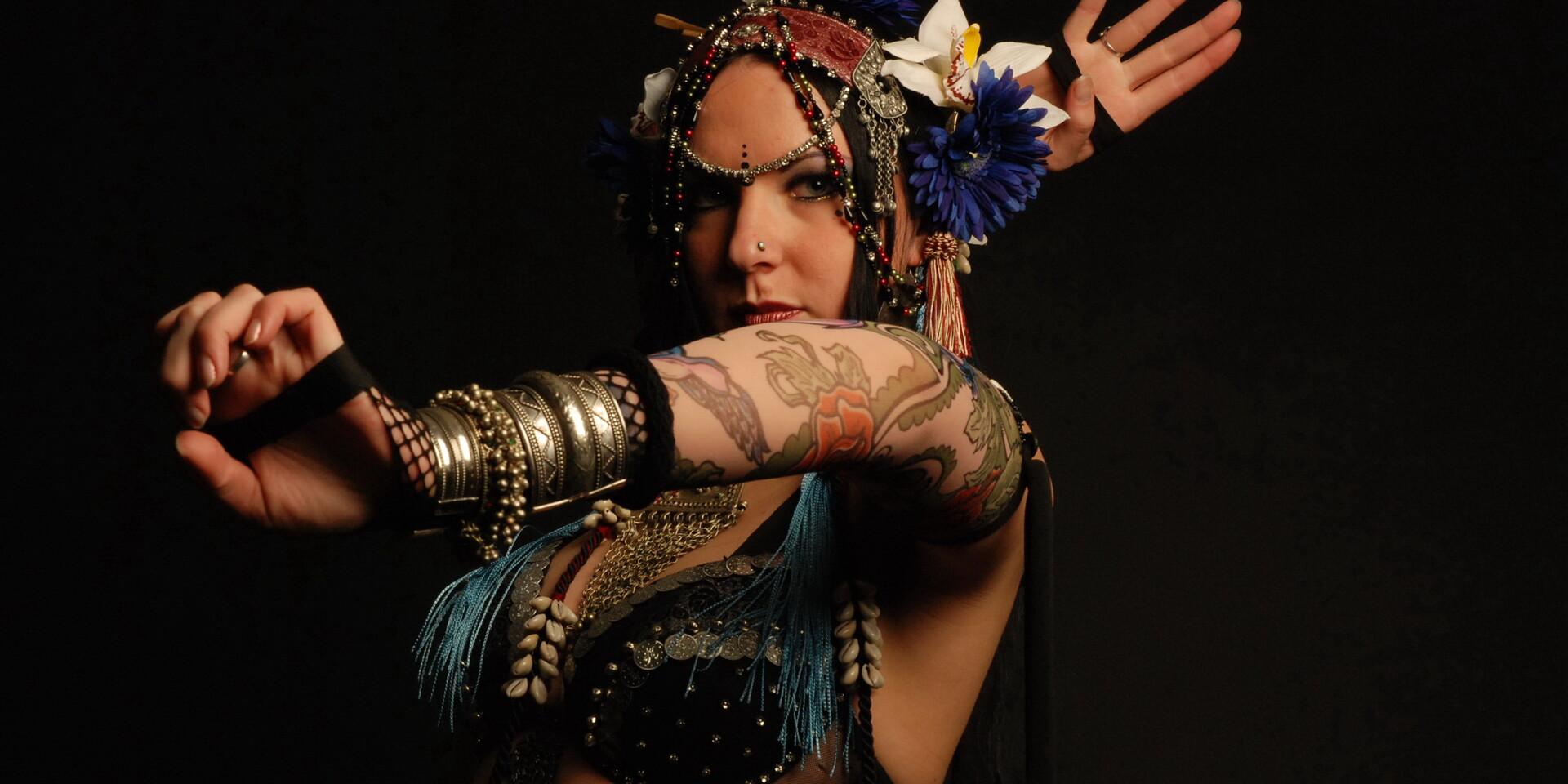 Kurzy orientálneho tanca, ktoré vás naplnia ženskou energiou a sebavedomím