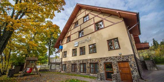 Hotel Tulipán***: Dovolenka s výhľadom na panorámu tatranských končiarov s wellness a polpenziou / Vysoké Tatry - Tatranská Lomnica