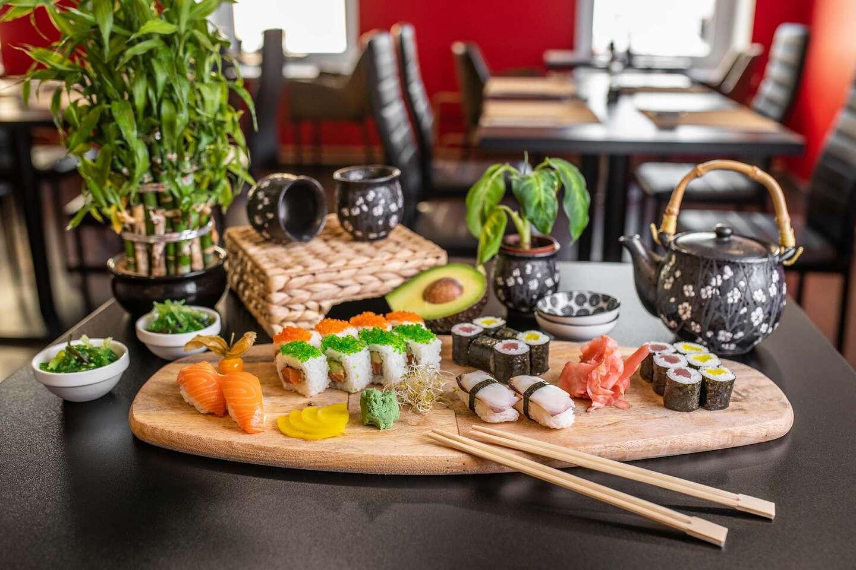 Fugu Sushi: Pravé japonské sushi od majstrov v Starom Meste