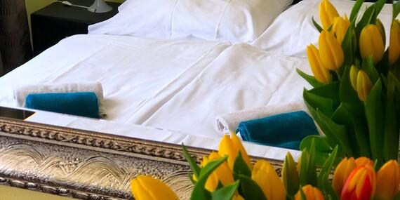 Wellness pobyt alebo valentínsky pobyt so vstupom do aquaparku v Hoteli Rezident*** s procedúrami a polpenziou/Turčianske Teplice