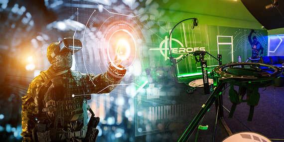 Neskutočné zážitky na laser game a vo virtuálnej realite – bezkonkurenčné vybavenie arény / Trnava