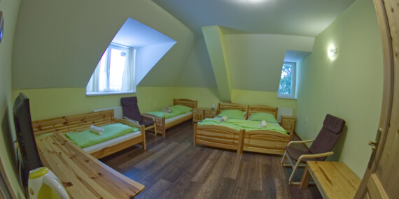 Hotel Stará Ameryka se stravou dle výběru, obří dětskou hernou a zimními radovánkami v Beskydech/Beskydy - Jablunkov
