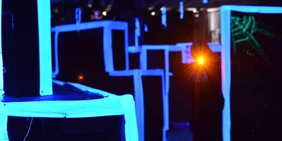 Dávka adrenalínu na Laser Game v jednej z najväčších laser arén na Slovensku / Poprad - Svit