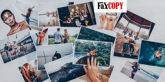 Obľúbené a na počkanie – bleskové fotografie vo FaxCOPY/Slovensko