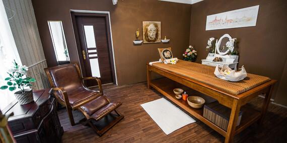 Thajská masáž ako darček v Thai Massage Chang/Bratislava – Staré Mesto