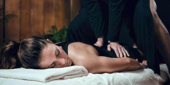 Uvoľňujúce jarné terapeutické masáže – japonská shiatsu alebo ozdravná myofasciálna masáž/Bratislava – Dúbravka