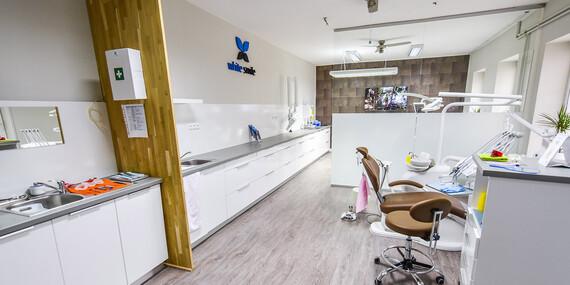Dentálna hygiena a bielenie zubov/Bratislava – Staré Mesto