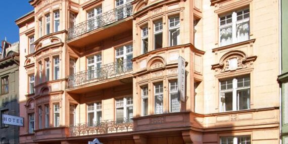 Centrum Prahy na dosah s ubytovaním v jedinečných priestoroch hotela Taurus****/Praha - Česko