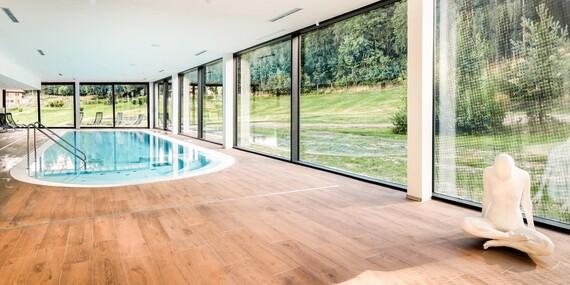 Neomezené wellness po celé 3 dny v luxusním 4* Cihelny Golf & Wellness Resort s polopenzí i masáží / Karlovy Vary