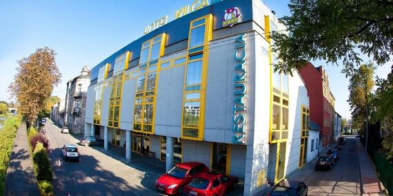 Hotel Wilga*** v Krakove s jedinečným bowlingom a rýchlym prístupom do centra/Poľsko - Krakov