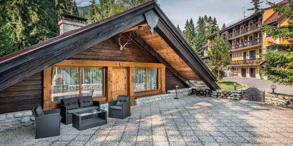 Dovolenka uprostred lesa Račkovej doliny - ideálne miesto pre relax alebo poriadne dobrodružstvo/Račkova dolina - Pribylina