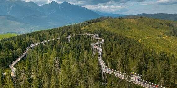 Dovolenka v penzióne Ciriak pod Belianskymi Tatrami na skok od Chodníka korunami stromov/Ždiar - Belianske Tatry