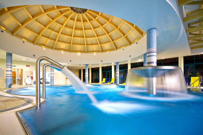 Last minute Bardejovské Kúpele: Maximum rozmaznávania, procedúry a plná penzia v hoteli Alexander****