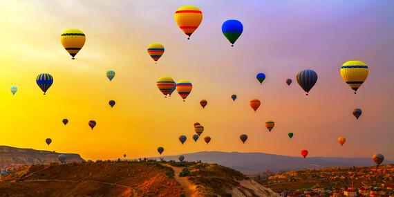 Nezabudnuteľný let balónom/Slovensko