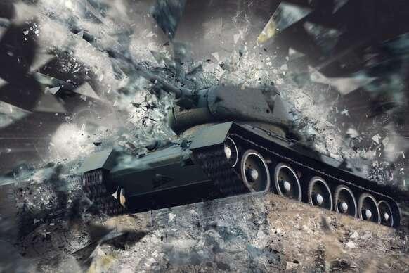 Adrenalínová jazda tankom s platnosťou až do novembra 2020
