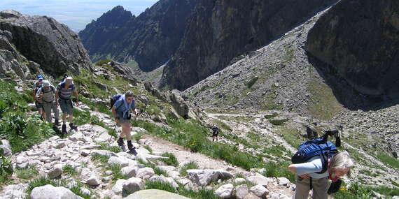 Náročná túra na Priečne sedlo 2352 m. s certifikovaným horským sprievodcom/Vysoké Tatry