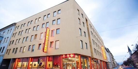 Dovolená v Best Western Plus Plaza Hotel Graz ve Štýrském Hradci se snídaní a dítětem do šesti let zdarma/Rakousko - Graz