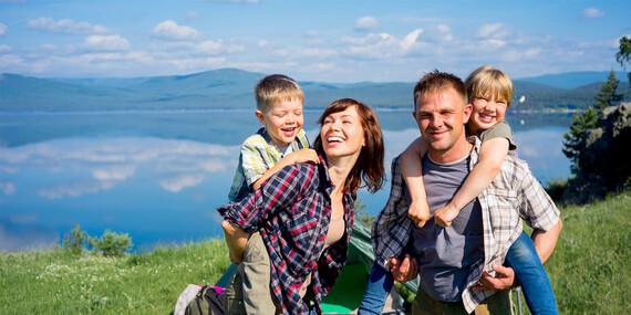Liptov, Tatry, aquaparky - všude blízko z rodinného penzionu Troika se snídaní a saunou / Slovensko - Nízke Tatry – Pavčina Lehota