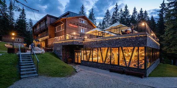 Legendárny hotel Björnson*** pod Chopkom s polpenziou - čaro Škandinávie priamo na Slovensku / Demänovská Dolina – Jasná