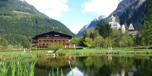 Rakúsky penzión HAAS*** je obklopený krásnou prírodou