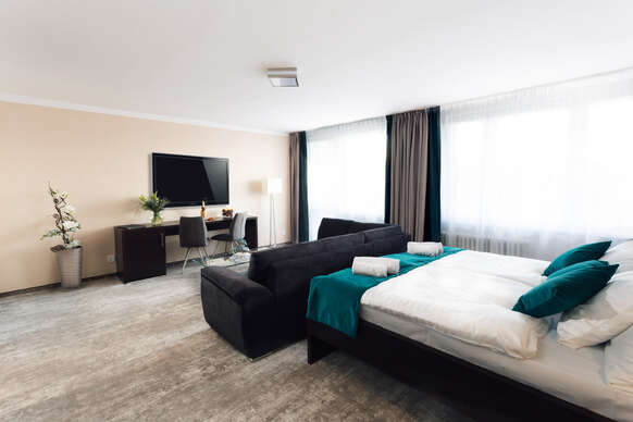 Hotel Crystal*** obrázok