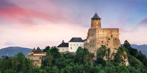 Vstupné na Ľubovniansky hrad a do skanzenu pre deti a dospelých/Stará Ľubovňa
