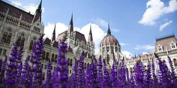 Mediterran Hotel Budapest**** s neobmedzeným wellness, dieťaťom do 12 rokov zdarma a dlhou platnosťou/Maďarsko - Budapešť