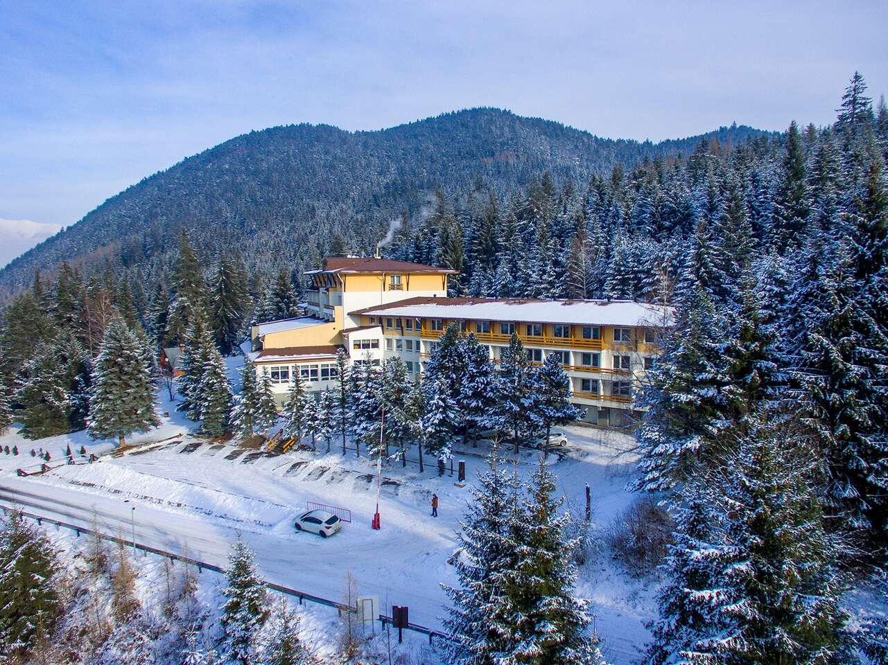 Nízke Tatry s procedúrami a polpenziou pre dvoch v hoteli AVENA RELAX HOTEL***, platnosť až do júna 2021