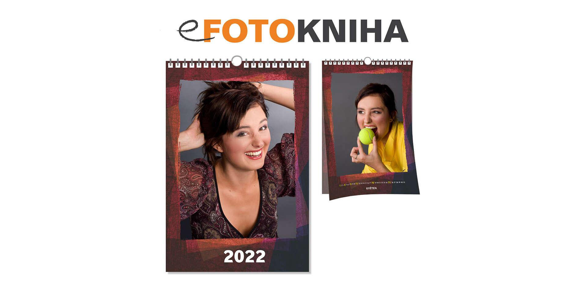 Nástenný fotokalendár 2022 z vašich najkrajších záberov + dar