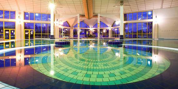 Známe kúpele Sárvár neobmedzene s ubytovaním a polpenziou v luxusnom hoteli Park Inn**** (možnosť light all inclusive)/Maďarsko - Sárvár