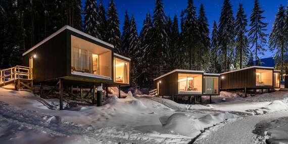 Björnson Tree Houses – nezabudnuteľné Vianoce uprostred lesa pod Chopkom/Demänovská Dolina - Jasná
