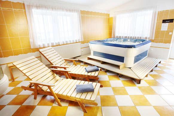 27% Dokonalý odpočinek v Hotelu Akademie**** ve…