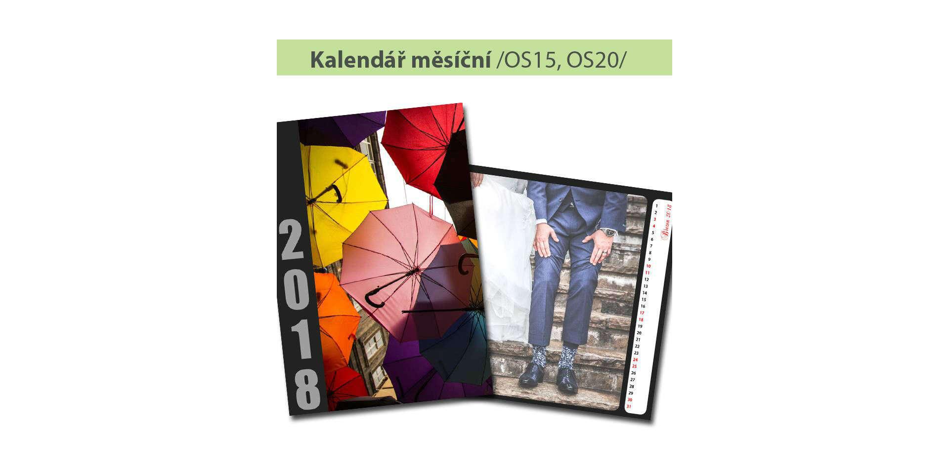 Stolové a nástenné kalendáre z vašich fotografií na rok 2021 (v...