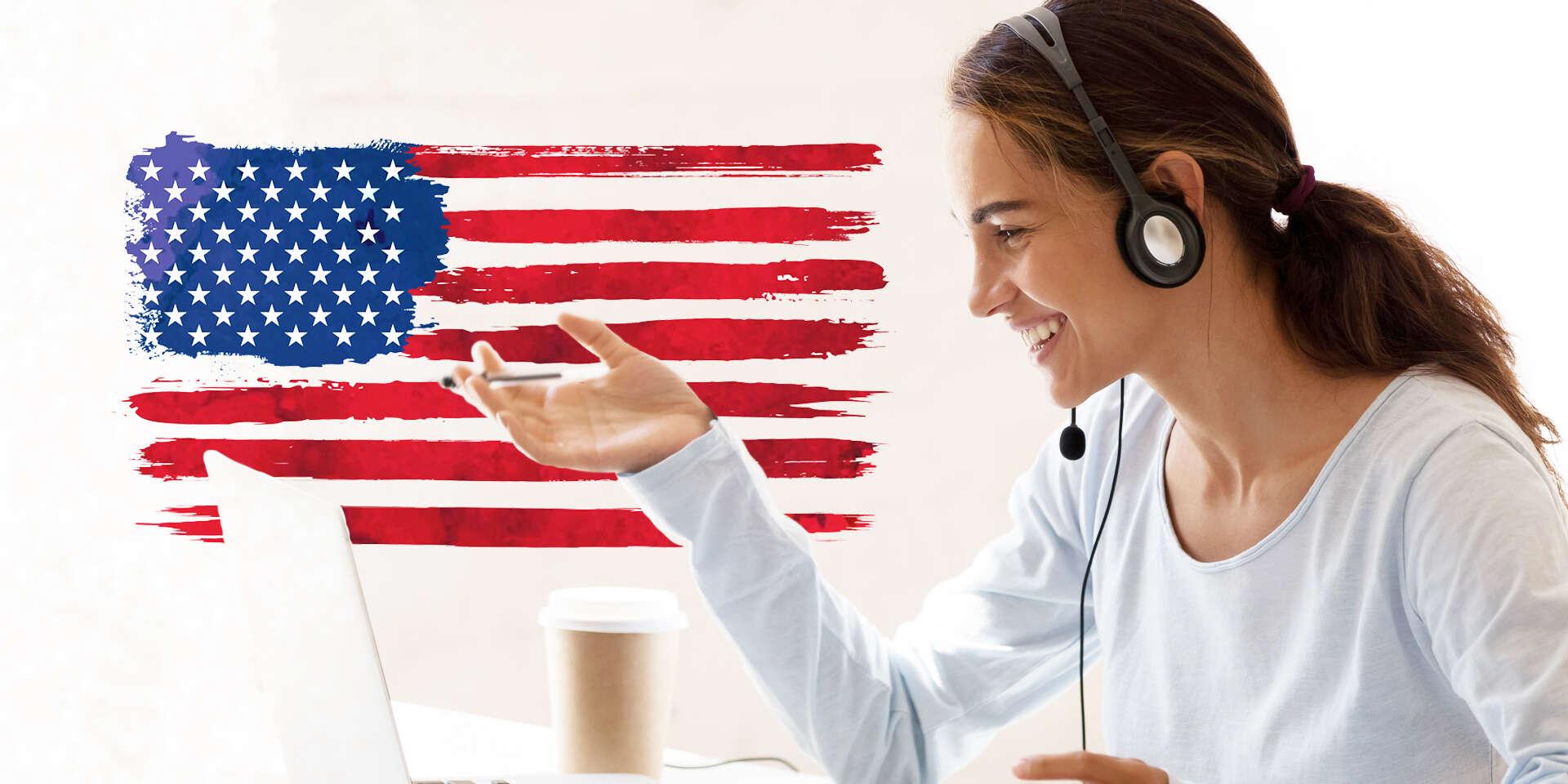Online lekcie angličtiny 100 % na mieru s native speakerom z U-SPEAK...