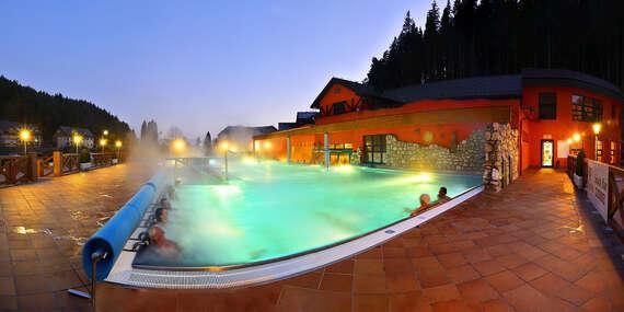 Relax v Kúpeľnom hoteli KUBO*** v Lúčkach s plnou penziou, kúpaním a procedúrami / Liptov - Lúčky