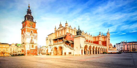 Hotel Wyspianski*** v centre Krakova len 5 minút chôdze od hlavného námestia / Poľsko - Krakov
