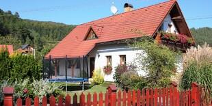 V prázdninovom domčeku Bôrka vo Fačkove nájdete všetko pre pohodový pobyt s deťmi