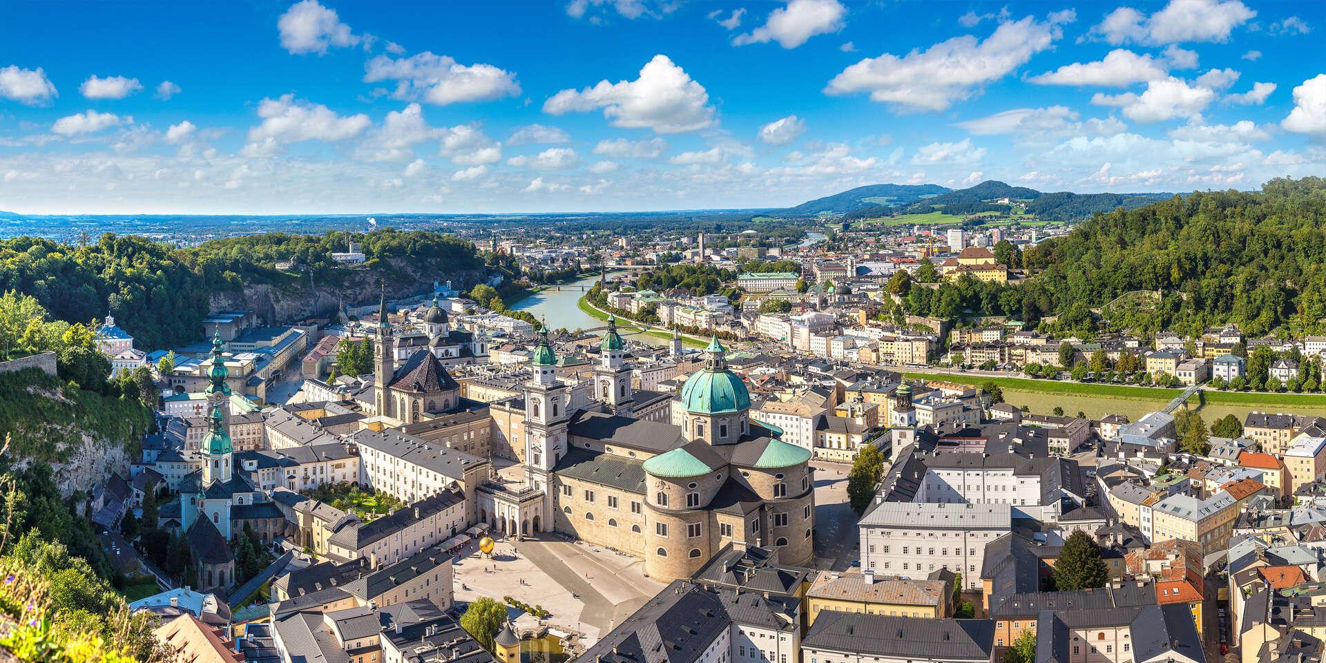 Hotel Wolfgang´s v Salzburgu s extra platnosťou a až 2 deťmi do 1...