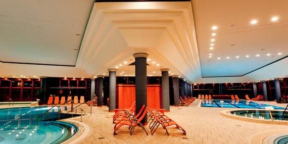 All inclusive pobyt s neomezeným wellness v 4* hotelu Greenfield v oblíbených lázních Bükfürdő a 2 děti do9 let zdarma/Maďarsko - Bükfürdő