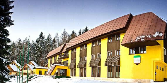 Víkend v horskom hoteli František v srdci Javorníkov / Lazy pod Makytou