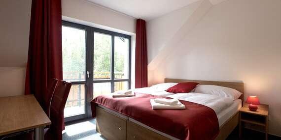 Relax v oblíbené Tatranské Lomnici v luxusním pokoji Vily Dedo***/Vysoké Tatry - Tatranská Lomnica