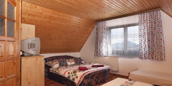 Dovolenka pod Belianskymi Tatrami na skok od Chodníka korunami stromov - aj cez prázdniny/Ždiar - Belianske Tatry